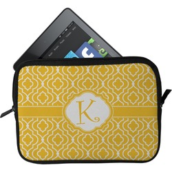 Trellis Tablet Case / Sleeve - Small (Personalized)