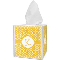 Trellis Tissue Box Cover (Personalized)