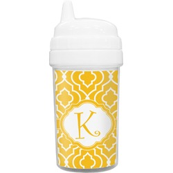 Trellis Toddler Sippy Cup (Personalized)