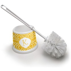 Trellis Toilet Brush (Personalized)