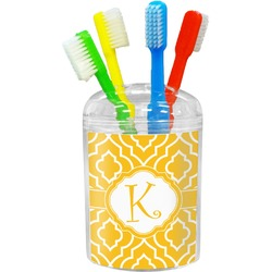 Trellis Toothbrush Holder (Personalized)