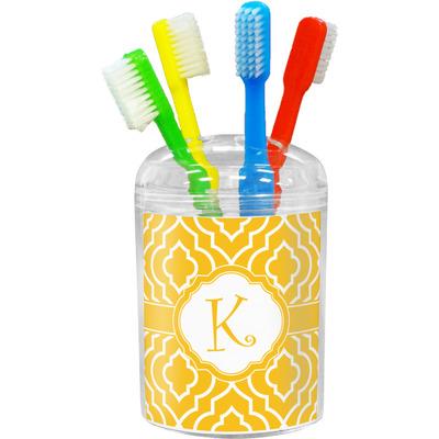 Trellis Toothbrush Holder (Personalized)