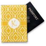 Trellis Vinyl Passport Holder (Personalized)