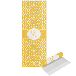 Trellis Yoga Mat - Printed Front (Personalized)
