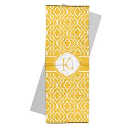 Trellis Yoga Mat Towel (Personalized)