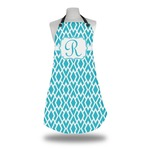 Geometric Diamond Apron (Personalized)