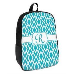 Geometric Diamond Kids Backpack (Personalized)