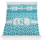 Geometric Diamond Comforters (Personalized)