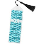 Geometric Diamond Book Mark w/Tassel (Personalized)