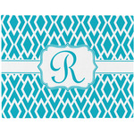 Geometric Diamond Placemat (Fabric) (Personalized)