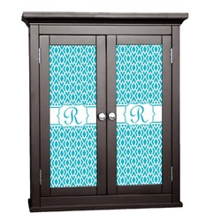 Geometric Diamond Cabinet Decal - Custom Size (Personalized)