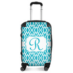 Geometric Diamond Suitcase (Personalized)