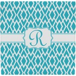 Geometric Diamond Ceramic Tile Hot Pad (Personalized)