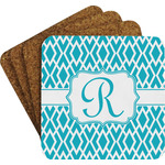 Geometric Diamond Coaster Set (Personalized)