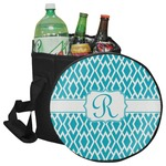 Geometric Diamond Collapsible Cooler & Seat (Personalized)