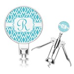 Geometric Diamond Corkscrew (Personalized)