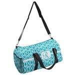 Geometric Diamond Duffel Bag (Personalized)