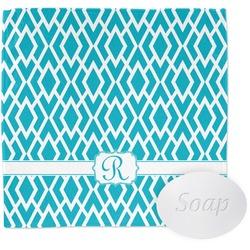 Geometric Diamond Wash Cloth (Personalized)