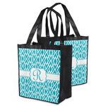 Geometric Diamond Grocery Bag (Personalized)