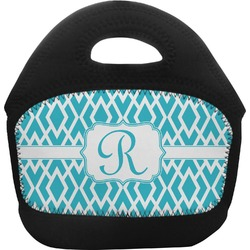 Geometric Diamond Toddler Lunch Tote (Personalized)