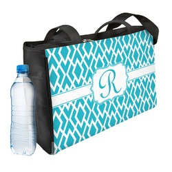 Geometric Diamond Ladies Workout Bag (Personalized)