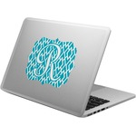 Geometric Diamond Laptop Decal (Personalized)
