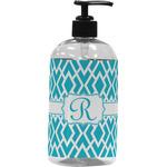 Geometric Diamond Plastic Soap / Lotion Dispenser (Personalized)