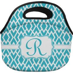 Geometric Diamond Lunch Bag (Personalized)