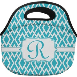 Geometric Diamond Lunch Bag (Personalized)