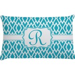Geometric Diamond Pillow Case (Personalized)