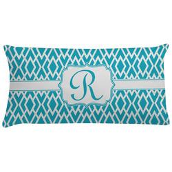 Geometric Diamond Pillow Case (Personalized)