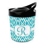 Geometric Diamond Plastic Ice Bucket (Personalized)