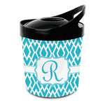 Geometric Diamond Plastic Ice Bucket (Personalized)