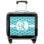 Geometric Diamond Pilot / Flight Suitcase (Personalized)