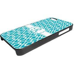 Geometric Diamond Plastic iPhone 5/5S Phone Case (Personalized)