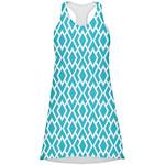 Geometric Diamond Racerback Dress (Personalized)