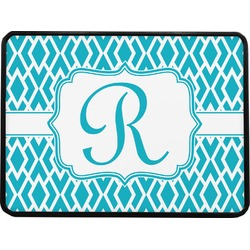 Geometric Diamond Rectangular Trailer Hitch Cover (Personalized)