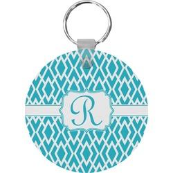 Geometric Diamond Keychains - FRP (Personalized)