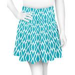 Geometric Diamond Skater Skirt (Personalized)