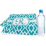 Geometric Diamond Sports & Fitness Towel (Personalized)