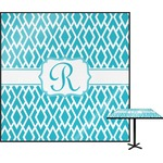 Geometric Diamond Square Table Top (Personalized)