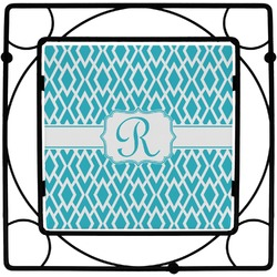 Geometric Diamond Trivet (Personalized)