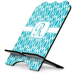Geometric Diamond Stylized Tablet Stand (Personalized)