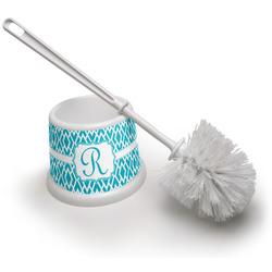 Geometric Diamond Toilet Brush (Personalized)
