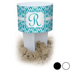 Geometric Diamond Beach Spiker Drink Holder (Personalized)