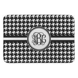Houndstooth Anti-Fatigue Kitchen Mat (Personalized)