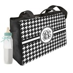 Houndstooth Diaper Bag (Personalized)