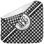 Houndstooth Baby Hooded Towel (Personalized)