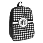 Houndstooth Kids Backpack (Personalized)