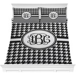 Houndstooth Comforters (Personalized)